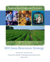 2011 Iowa Bioscience Strategy